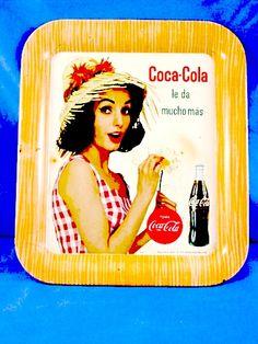 Coca-Cola Hispanic Tray