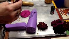 Handmade Velvet roses