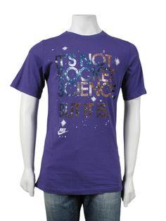 Μπλούζα Κοντομάνικη Nike ROCKET SCIENCE 386899 545-ss2010nike