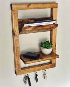 Woodworking Projects Diy, Diy Wood Projects, Furniture Projects, Home Projects, Home Crafts, Diy Furniture, Diy Kitchen Decor, Diy Home Decor, Room Decor
