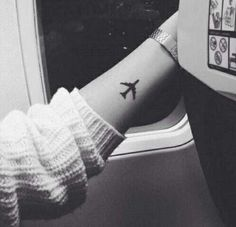 Incredible Tattoos That Depict Love For Traveling, #7 Is Just WOW!
