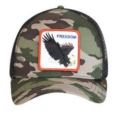 Jungle Hat, Fitness Motivation, Snapback Hats, Trucker Hats, Camo Hats, Sports Caps, Hat Making, Hats For Men, Freedom
