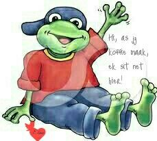 G Morning, Goeie Nag, Afrikaans Quotes, Smurfs, Humor, Funny, Fictional Characters, Humour, Moon Moon