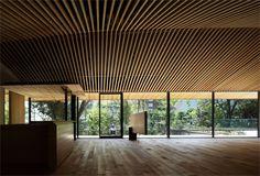 竹中工務店 『竹中大工道具館新館』 http://www.kenchikukenken.co.jp/works/1152514091/887/ #architecture