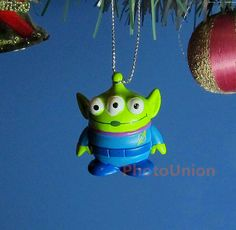 Decoration Ornament Home Party Christmas Toy Story Little Greenmen *W14