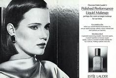 Target Makeup, Liquid Makeup, Best Model, Estee Lauder, Sunscreen, Moisturizer, Skin Care, Ads, Beauty