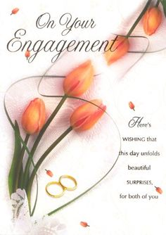Youre engaged congratulations cute greetings card for the loved image result for happy engagement wishes m4hsunfo