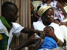 #Vaccinazioni   Regali solidali   Superegali    Per prevenire il rischio di contrarre malattie dannose per i bambini.    In Africa ancora molti bambini muoiono a causa del morbillo,  non permettere che ciò accada ancora.    Regala questa protezione.