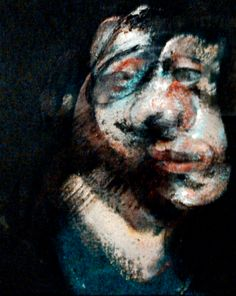 I took this photograph myself of a Francis Bacon painting at Crystal Bridges Museum in Arkansas. - Artist Don Watson Francis Bacon, The Mind's Eye, Cubism, Surreal Art, Famous Artists, Dark Art, Painting & Drawing, Sculpture Art, Human Figures
