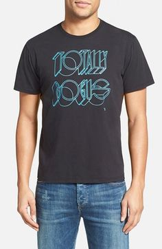 Ames Bros 'Totally Bogus' Slim Fit T-Shirt available at #Nordstrom