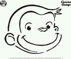 monkey face template for cake - 1000 images about happy birthday on pinterest happy