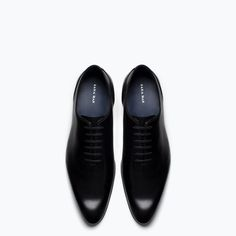 Image 3 of LEATHER SHOES from Zara
