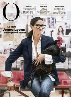 Check out Emily Hope's new cover story with Jenna Lyons! Solange Knowles, Love Her Style, Style Me, Art Hippie, Jenna J, Jenna Lyons, Classy And Fabulous, Trends, Jet Set