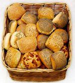 Danish breakfast breads.