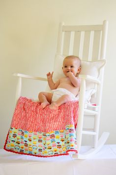 Beautiful blanket for #babies ... #handmade special for your #little one.  Love it.