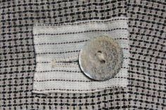simple and effective button detail…And this is a sweet way to repair a torn buttonhole!