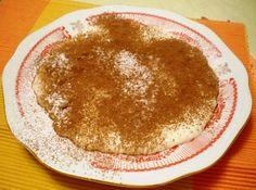 Rýžová kaše s pudingem z DP recept - TopRecepty. Sweet Recipes, Tiramisu, Program, Pancakes, Pudding, Cooking, Breakfast, Ethnic Recipes, Food