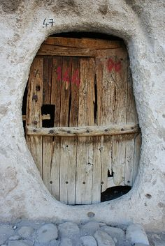 old door -  hassankeyf, turkey