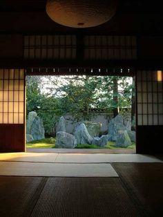 Mirei Shigemori Residence Museum, Kyoto ,Japan