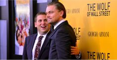 Find Someone Who Looks at You the Way Jonah Hill Looks at Leonardo DiCaprio