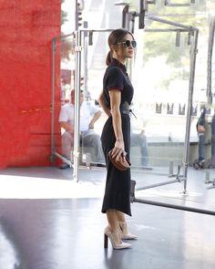Fashion Week Day 1 - parades and looks camila rabbit