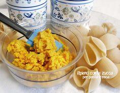 Ripieno con la zucca per pasta fresca Blog Profumi Sapori & Fantasia