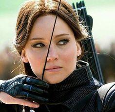 She's like a female arrow!