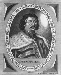 Petar Zrinski (Hungarian: Zrínyi Péter) (6 June 1621 – 30 April 1671) was a Croatian Ban (Viceroy) and writer. A member of the Zrinski noble family, he was noted for his role in the attempted Croatian-Hungarian rebellion of 1664-1670 which ultimately led to his execution for high treason. Croatia, Wwii, Writer, June, Europe, Led, History, Historia, World War Ii