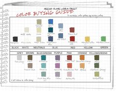What? Another Paint Chart?