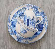 Sophia Boat 16-Piece Dinnerware Set