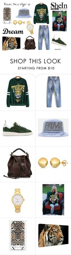 """Rawr 12/26/15"" by jacykai ❤ liked on Polyvore featuring Golden Goose, Stussy, Chloé, Sevil Designs, Kate Spade, Casetify, Dot & Bo, contestentry and shein"