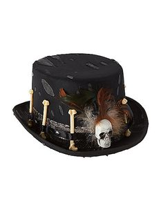 Witch Doctor Top Hat - Spirithalloween.com