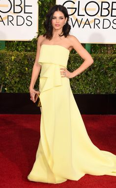 Jenna Dewan-Tatum from 2015 Golden Globes Red Carpet Arrivals | E! Online