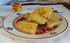 #gialloblogs #ricetta #foodporn #baccalà Baccalà fritto alla calabrese   In cucina con Mire