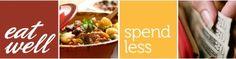 Eat Well, Spend Less: My Top Five Frugal Meals (Recipe: Lentil Shepherd's Pie) on http://www.simplebites.net    try the Shepard's pie