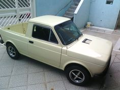 Fiat 500, 147 Fiat, 4x4, Top Cars, Modified Cars, Classic Cars, Bike, Bbs Wheels, Unique Cars