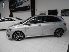 https://flic.kr/p/NTAyRG   Clase B   Mercedes-Benz clase b 200d automático Km0. Más de 5.000 € de descuento en este vehículo. Sólo esta semana.