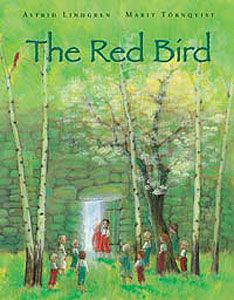 The Red Bird, by Astrid Lindgren Used Books Online, Anna, Beautiful Stories, Book Girl, Children's Literature, Pegasus, Great Books, Childrens Books, Writing
