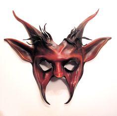 Leather Devil Mask - deviantart