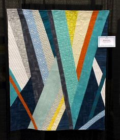 Modern Views by Victoria Findlay Wolfe | This quilt was part… | Flickr
