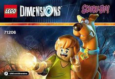 LEGO Dimensions 71206 - Scooby-Doo Team Pack #lego #LegoDimensions #videogames #videogame