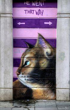 Fantastic Streetart in London / UK