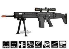 VFC FN Herstal SCAR-H MK17 SSR AEG Airsoft Gun ( Black )Find our speedloader now!  http://www.amazon.com/shops/raeind