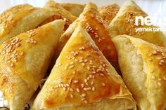 """The post """"Ice Cream Pastry (Puff Puff Kabaran) Recipe Video"""" appeared first on Pink Unicorn Videos Pastry Recipes, Bread Recipes, Cooking Recipes, Turkish Recipes, Ethnic Recipes, Tandoori Masala, Middle Eastern Recipes, Pudding Recipes, Party Snacks"""