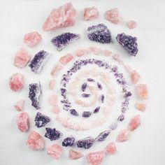 Crystal spiral - www.crystalage.com