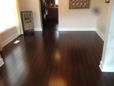 Peking Antique bamboo floors is what we've selected for our floors. :: Lumber Liquidators