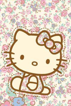 Wallpaper for kitty lovers