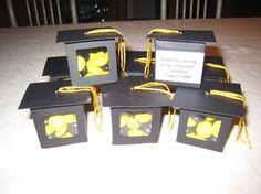 graduation favor ideas | Graduation Party & Gift Ideas ♥ / Graduation Favors - Cut the small ...