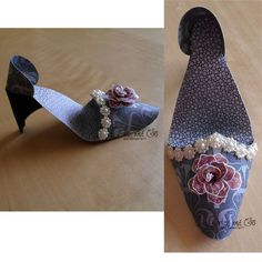 models shoes Paper Shoes, Stampin Up, Fancy, Models, Crafts, Fashion, Templates, Moda, Manualidades