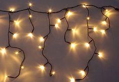 Podświetlona sieć lampek - 80 led Polandi Led, Wall Lights, Table Lamp, Lighting, Design, Home Decor, Polyvore, Amazing, Appliques